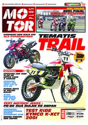 MOTOR PLUS Magazine Cover ED 1031 December 2018