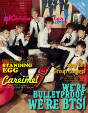Cover Majalah KoreanUpdates! April–Mei 2014