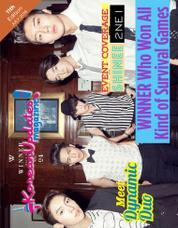 Cover Majalah KoreanUpdates! Juli 2014