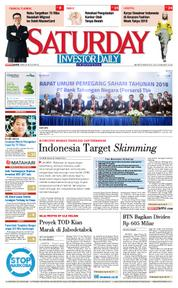 Cover INVESTOR DAILY 24 Maret 2018