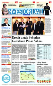Cover INVESTOR DAILY 17 April 2018