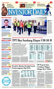 Cover INVESTOR DAILY 18 April 2018