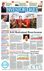 Cover INVESTOR DAILY 19 April 2018