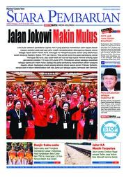 Cover SUARA PEMBARUAN 24 Februari 2018