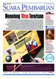 Cover SUARA PEMBARUAN 16 Mei 2018