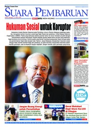 Cover SUARA PEMBARUAN 02 Juni 2018