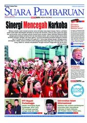 Cover SUARA PEMBARUAN 05 Juni 2018