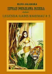 Cover Legenda Gadis Harimau #3 - Intan Permata Rimba oleh