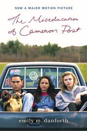 Cover The Miseducation of Cameron Post oleh emily m. danforth