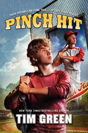 Pinch Hit by Tim Green Cover