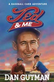 Ted & Me by Dan Gutman Cover