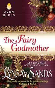 The Fairy Godmother by Lynsay Sands Cover