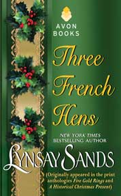 Three French Hens by Lynsay Sands Cover
