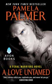 A Love Untamed by Pamela Palmer Cover