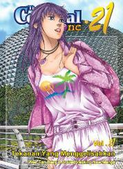 The Celestial Zone 21 Vol.21 ~ Tekanan Yang Menggelisahkan by Wee Tian Beng Cover