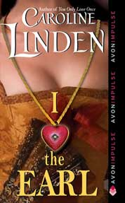 I Love the Earl by Caroline Linden Cover