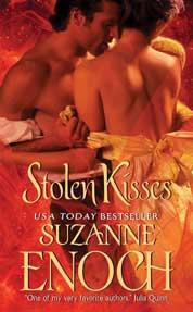 Cover Stolen Kisses oleh Suzanne Enoch