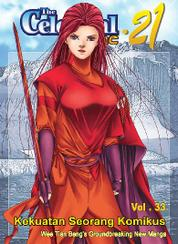 The Celestial Zone 21 Vol.33 ~ Kekuatan Seorang Komikus by Wee Tian Beng Cover