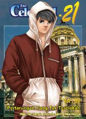 The Celestial Zone 21 Vol.39 ~ Pertarungan Yang Tak Terelakan by Wee Tian Beng Cover