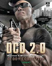 Cover OCD 2.0 - Wolverine & Wonder Woman Project oleh