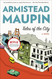 Cover Tales of the City oleh Armistead Maupin