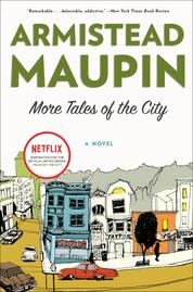 Cover More Tales of the City oleh Armistead Maupin