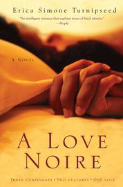 Cover A Love Noire oleh Erica Simone Turnipseed