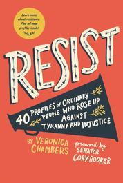Cover Resist oleh Veronica Chambers
