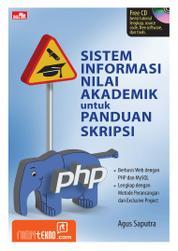 Membangun Aplikasi Toko Online dengan PHP dan SQL by Agus Saputra Cover