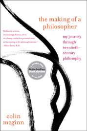 Cover The Making of a Philosopher oleh Colin McGinn