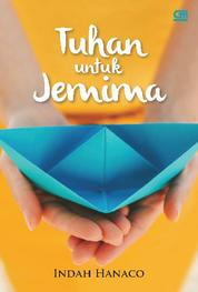 Cover Tuhan untuk Jemima oleh Indah Hanaco