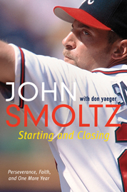 Starting and Closing by John Smoltz Cover