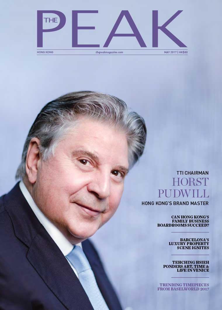 THE PEAK Hongkong Digital Magazine May 2017