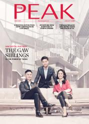 Cover Majalah THE PEAK Hongkong Juni 2017