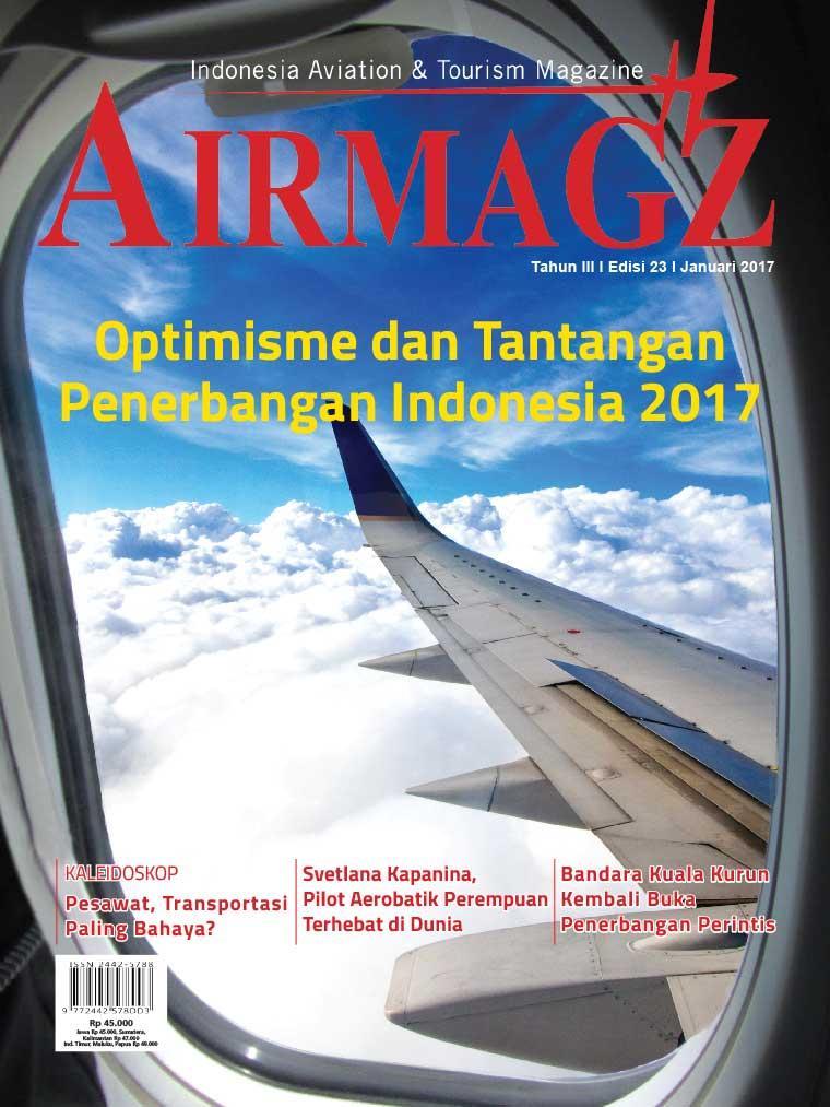 Majalah Digital AIRMAGZ ED 23 Januari 2017