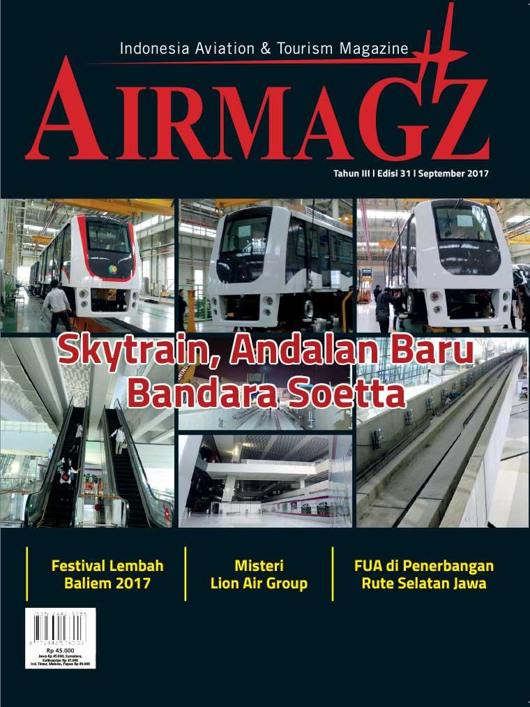 Majalah Digital AIRMAGZ ED 31 September 2017