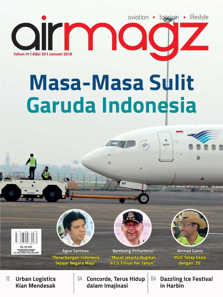 Majalah Digital AIRMAGZ ED 35 Januari 2018