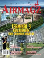 Cover Majalah AIRMAGZ ED 19 September 2016
