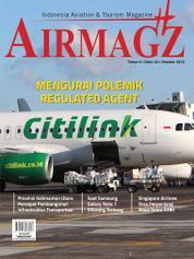 Cover Majalah AIRMAGZ ED 20 Oktober 2016