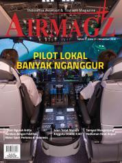 Cover Majalah AIRMAGZ ED 21 November 2016