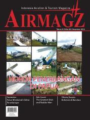 Cover Majalah AIRMAGZ ED 22 Desember 2016