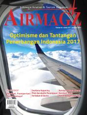 Cover Majalah AIRMAGZ ED 23 Januari 2017