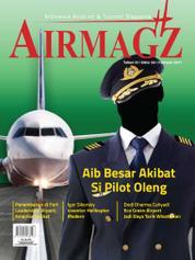 Cover Majalah AIRMAGZ ED 24 Februari 2017