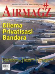 Cover Majalah AIRMAGZ ED 27 Mei 2017