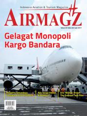 Cover Majalah AIRMAGZ ED 28 Juni 2017