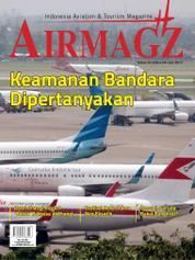 Cover Majalah AIRMAGZ ED 29 Juli 2017