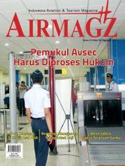 Cover Majalah AIRMAGZ ED 30 Agustus 2017
