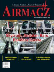 Cover Majalah AIRMAGZ ED 31 September 2017