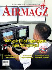 Cover Majalah AIRMAGZ ED 32 Oktober 2017