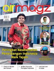 Cover Majalah AIRMAGZ ED 34 Desember 2017